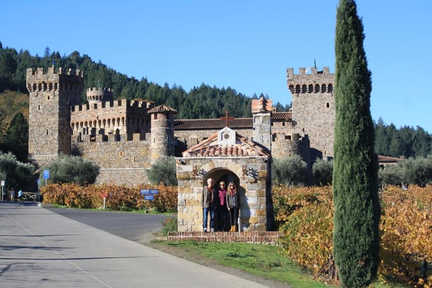 Castello di Amorosa