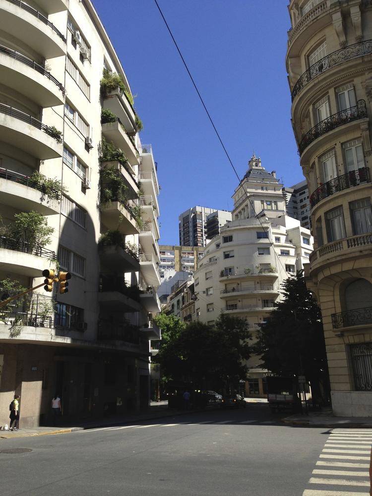Apartments in Retiro