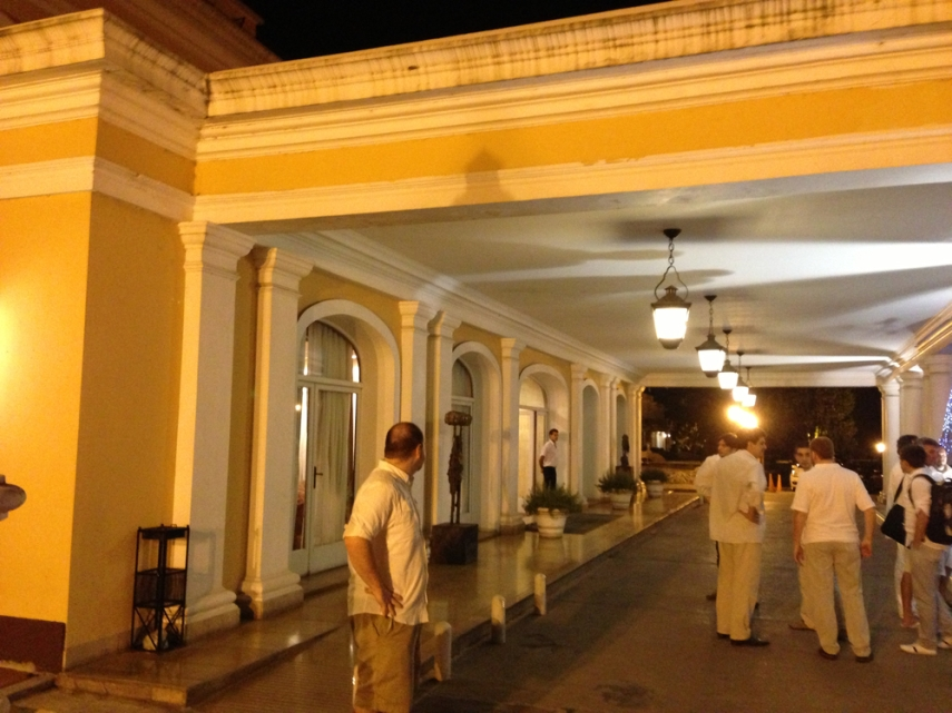 Hotel Colonial, San Nicolas