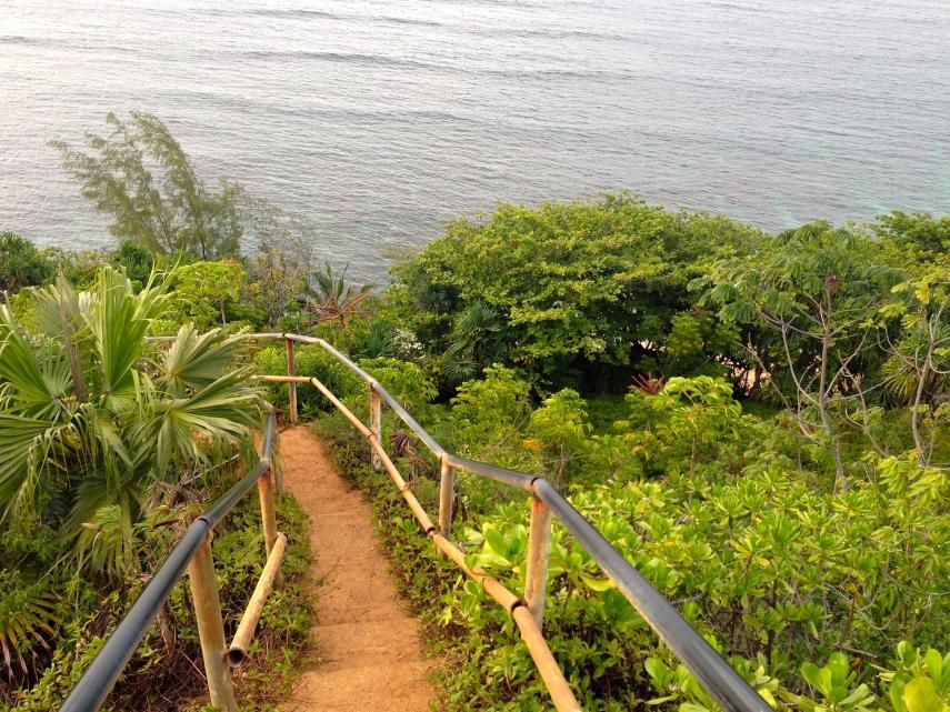 Hideaways beach trail