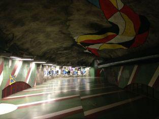 Kungstradgården metro station
