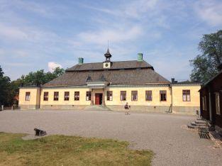 Skogaholm Manor, an artistocrat's house preserved at Skansen