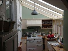 The kitchen add-on