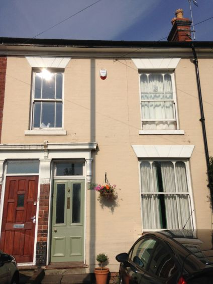 Our Airbnb rental in Harborne
