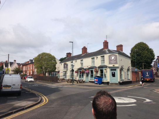 The New Inn, another nice little pub
