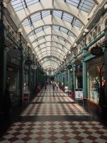 Great Western Arcade, a classic old shopping area