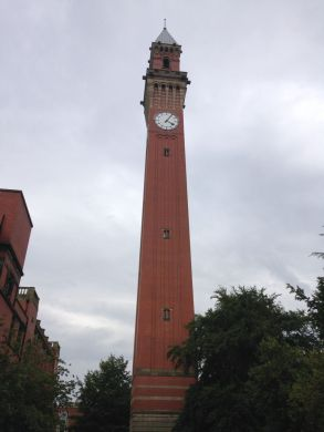 """Old Joe"", the clock tower at the University of Birmingham"