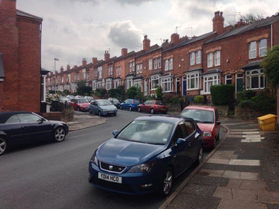 Harborne street scene