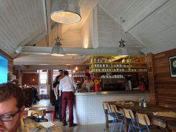 Nice cafe with great food